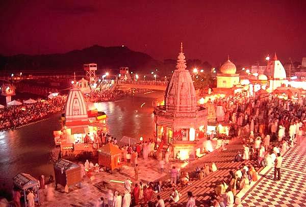 कांवड़ यात्रा – Kanwar Yatra) begins – People travel ...